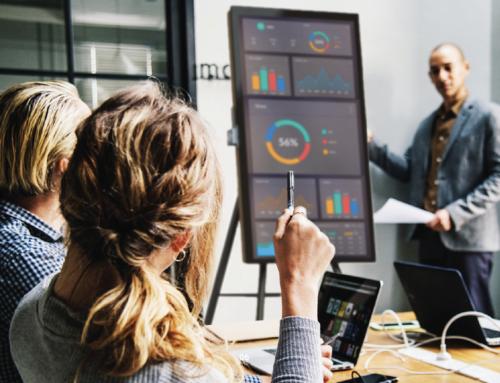 Hoe een digitale flipchart voldoet aan de veranderende behoeften van de werkplek