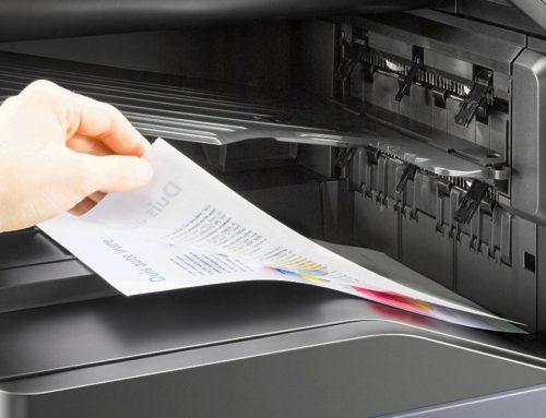 Afdrukken blijft belangrijk in een papierloze wereld
